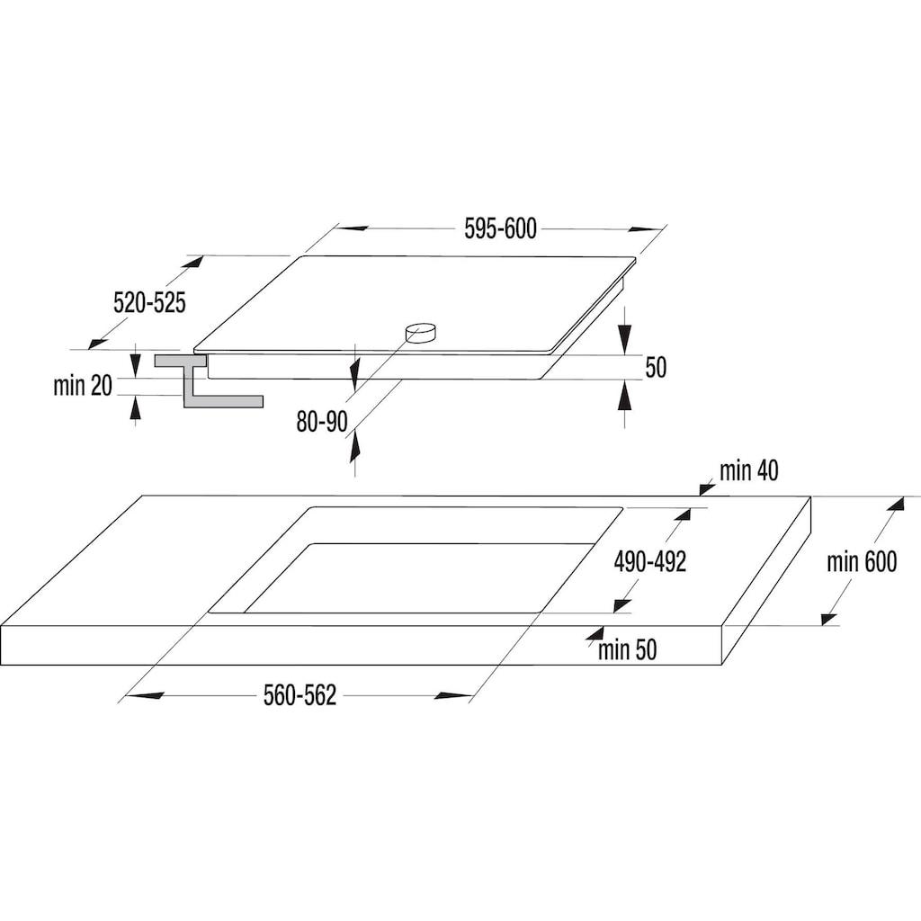 GORENJE Backofen-Set »BO 7732 CLB + EC 642 CLB«, Classico-Edition, BO7732CLB, mit 2-fach-Teleskopauszug, mit Restwärmeanzeige