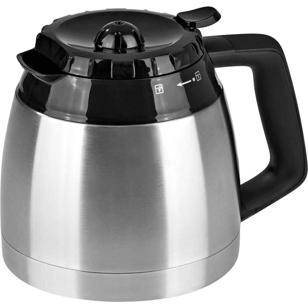 BEEM Kaffeemaschine mit Mahlwerk »Fresh-Aroma-Perfect II - Thermo«, Permanentfilter