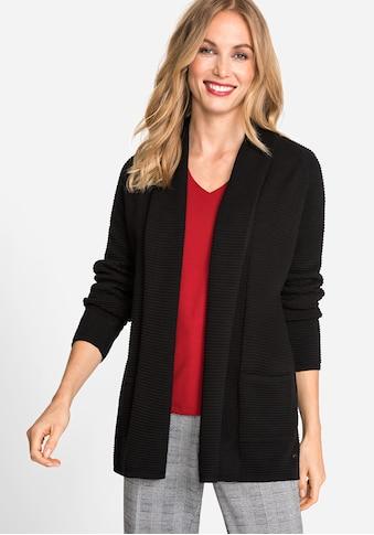 Olsen Cardigan, mit Schalkragen kaufen