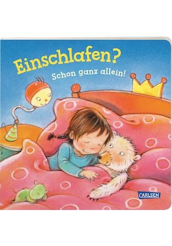 Buch »Einschlafen? Schon ganz allein! - ab 2 J. (Kleine Entwicklungsschritte) / Anna Taube, Regine Altegoer« kaufen