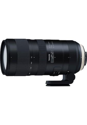 Tamron »SP 70 - 200mm 2,8 Di VC USD G2« Objektiv kaufen