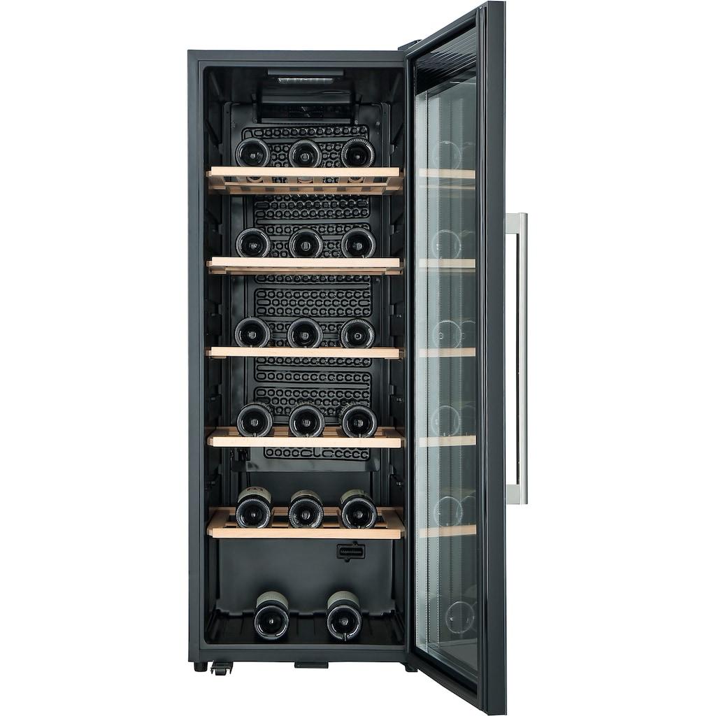 Hanseatic Weinkühlschrank »HWC86GCBA«, für 86 Standardflaschen á 075l