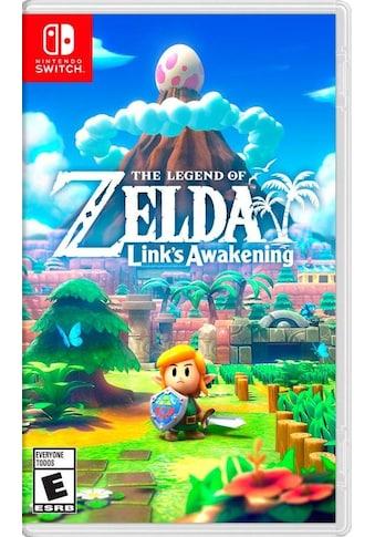Nintendo Switch Spiel »The Legend of Zelda: Link's Awakening«, Nintendo Switch kaufen