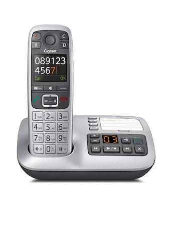 Gigaset DECT-Telefon »Gigaset E560A« kaufen