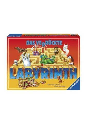 Ravensburger Spiel »Das verrückte Labyrinth«, Made in Europe, FSC® - schützt Wald -... kaufen