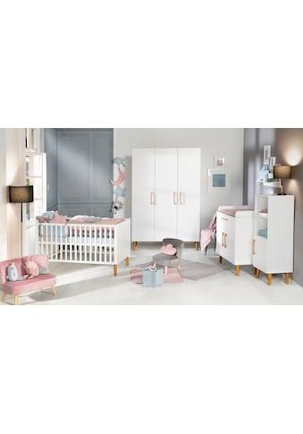 roba® Babyzimmer-Komplettset »Mick«, (Set, 3 St.), mit Kinderbett, Schrank und... kaufen