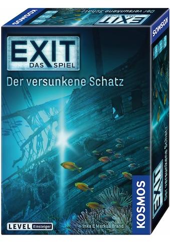 Kosmos Spiel »Exit, Der versunkene Schatz«, Made in Germany kaufen