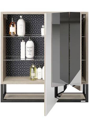 PLAYBOY Badezimmerspiegelschrank »JACLYN«, Breite: 73 cm kaufen