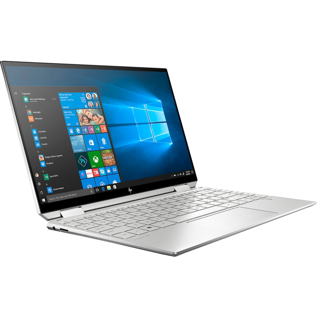 "HP Convertible Notebook »Spectre x360 13-aw2355ng«, (33,8 cm/13,3 "" Intel Core i5 Iris© Xe Graphics\r\n 1000 GB SSD), Kostenloses Upgrade auf Windows 11, sobald verfügbar"