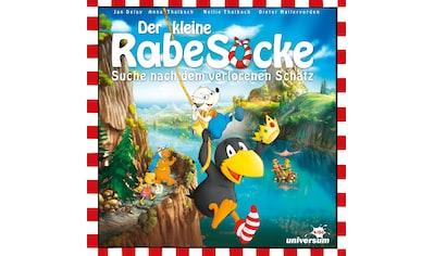 Musik-CD »Der kleine Rabe Socke-Suche nach dem verlorenen / Various« kaufen