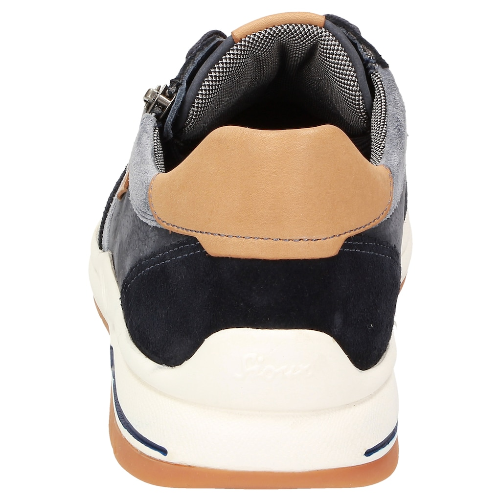 SIOUX Sneaker »Turibio-702-J«