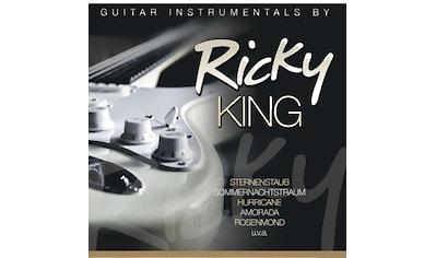 Musik-CD »Guitar Instrumentals / King,Ricky« kaufen