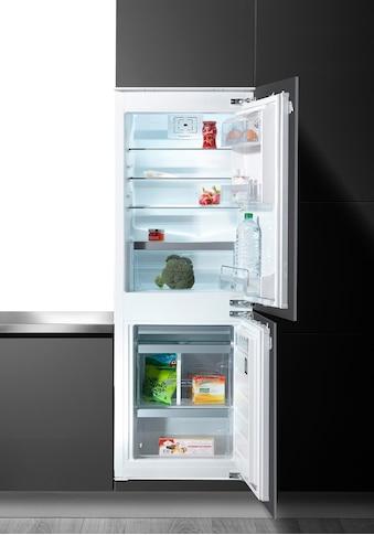 BAUKNECHT Einbaukühlgefrierkombination, 157,6 cm hoch, 54,5 cm breit kaufen