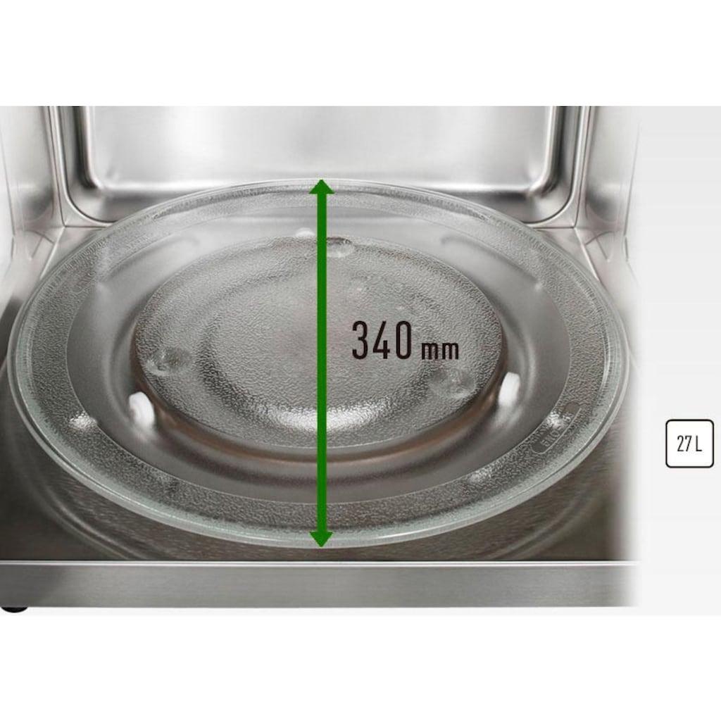 Panasonic Mikrowelle »NN-CT57JMGPG«, Grill und Heißluft, 1000 W