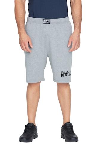 Benlee Rocky Marciano Shorts »BASIC SHORTS«, in sportlichem Design kaufen