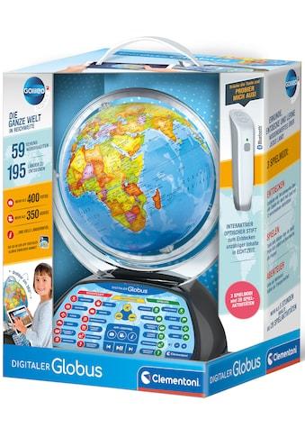 Clementoni® Globus »Galileo Digitaler Globus«, mit App-Funktion; Made in Europe kaufen