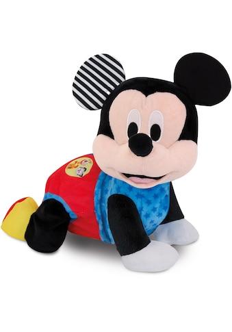 Clementoni® Plüschfigur »Baby Clementoni - Krabbelnder Baby Mickey«, mit Soundeffekten kaufen
