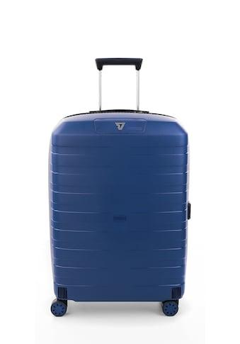 RONCATO Hartschalen-Trolley »BOX 4.0, 69 cm«, 4 Rollen, mit Volumenerweiterung; Made... kaufen