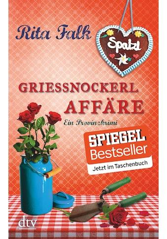 Buch »Grießnockerlaffäre / Rita Falk« kaufen