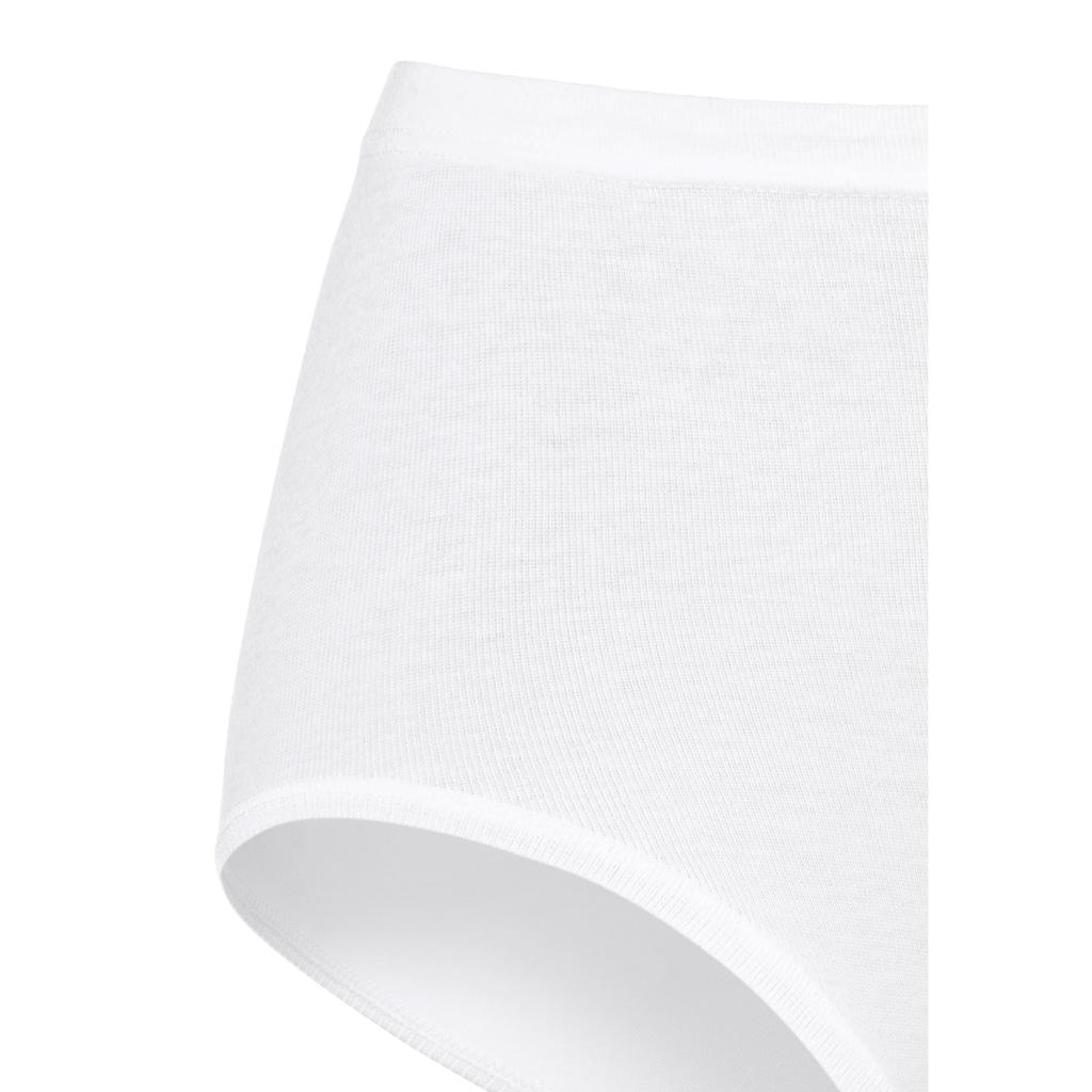 Mey Taillenslip, (3 St.), aus weicher Feinripp-Qualität