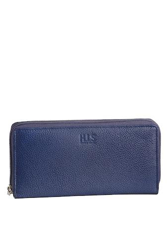 H.I.S Geldbörse, aus Leder, mit viel Stauraum kaufen