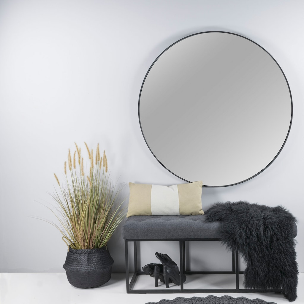 Spinder Design Wandspiegel »Donna«, (1 St.), Ø 120 cm