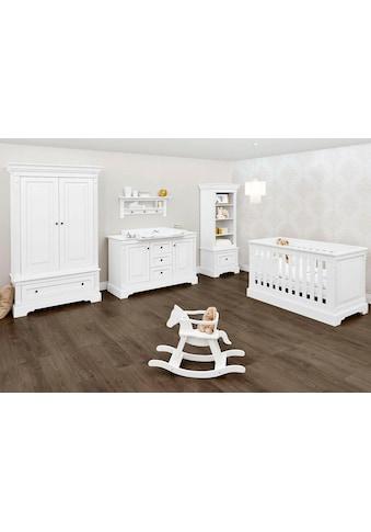 Pinolino® Babyzimmer-Komplettset »Emilia«, (Set, 3 St.), extrabreit; mit Kinderbett,... kaufen