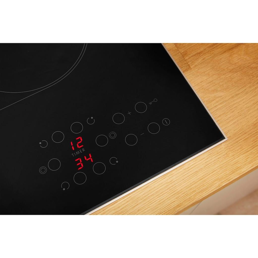 Privileg Elektro-Kochfeld von SCHOTT CERAN®, PCTAC 6042 IN, mit Timer