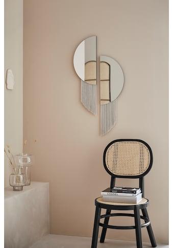 LeGer Home by Lena Gercke Spiegel »Franka«, Mit dekorativen Fransen kaufen