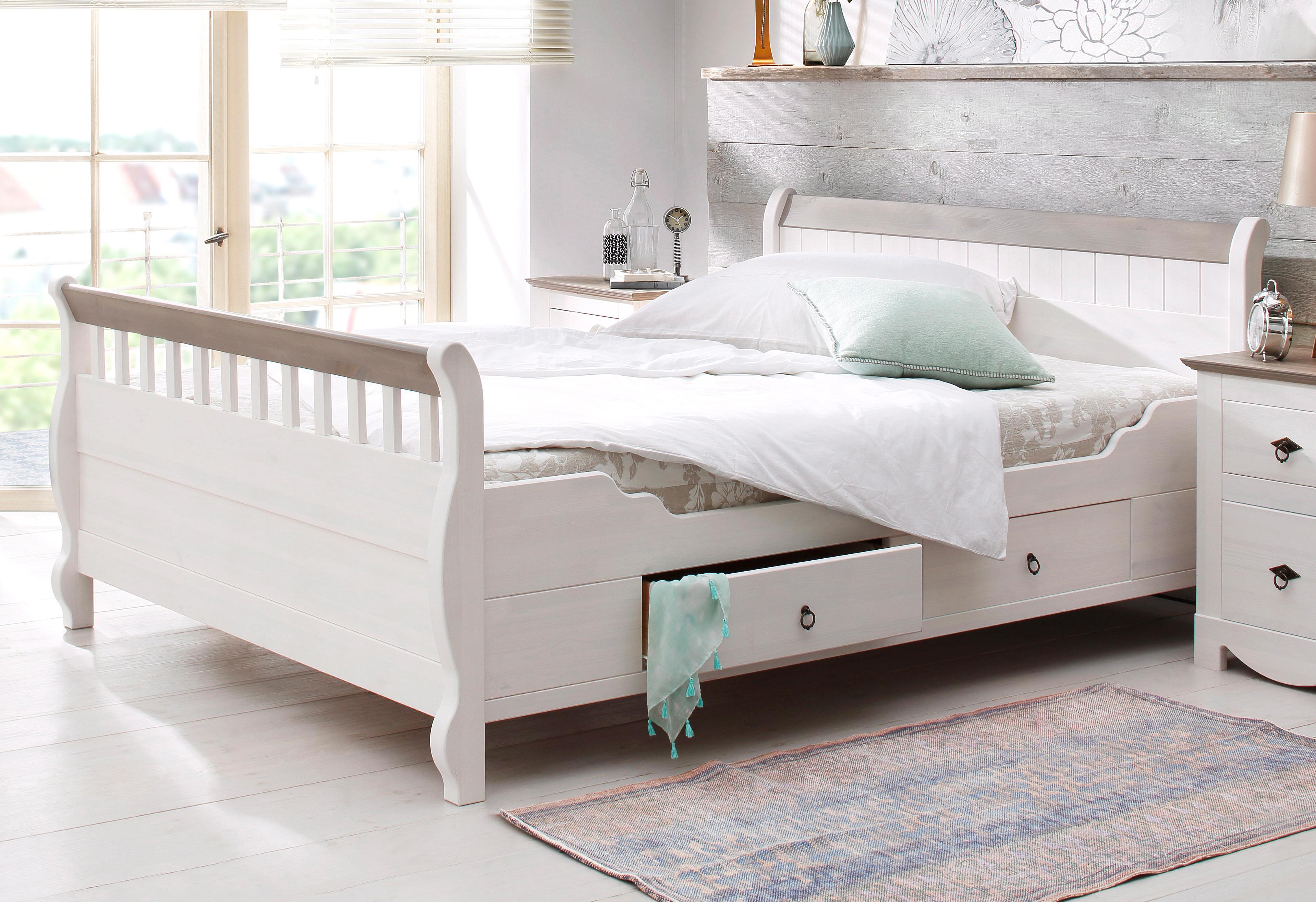 Bett geschwungen preisvergleich die besten angebote online kaufen - Schlafzimmer roma ...