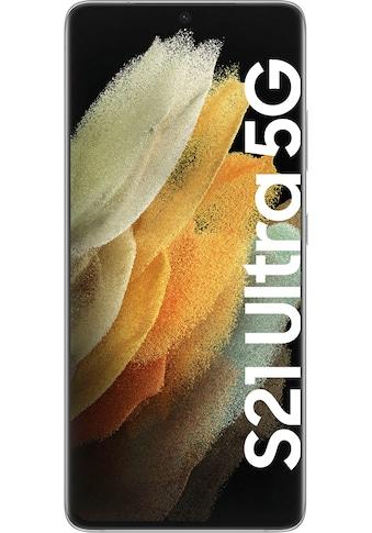 "Samsung Smartphone »Galaxy S21 Ultra 5G«, (17,3 cm/6,8 "", 256 GB, 108 MP Kamera), 3... kaufen"