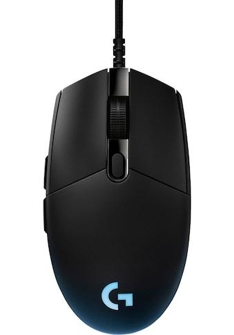 Logitech G Gaming-Maus »PRO (HERO)«, USB kaufen