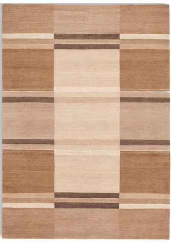 Teppich, »Sensation Soya«, OCI DIE TEPPICHMARKE, rechteckig, Höhe 6 mm, manuell geknüpft kaufen