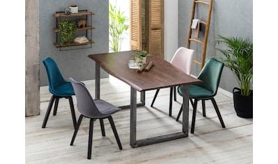 SIT Esstisch, mit Baumkante wie gewachsen kaufen