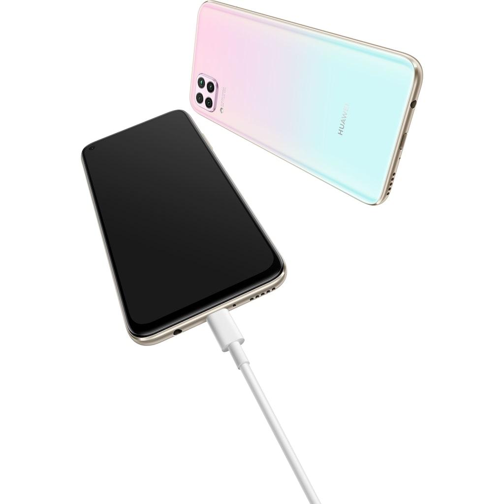 """Huawei Smartphone »P40 lite«, (16 cm/6,4 """", 128 GB Speicherplatz, 48 MP Kamera), 24 Monate Herstellergarantie"""