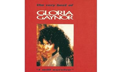 Musik-CD »I WILL SURVIVE - THE VERY / GAYNOR,GLORIA« kaufen
