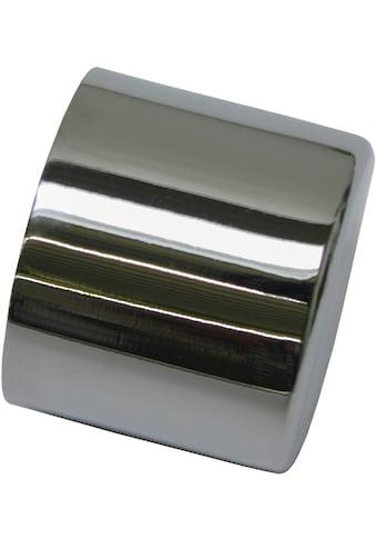 GARDINIA Gardinenstangen-Endstück »Endkappe«, Einzelprogramm Chicago 20 mm kaufen