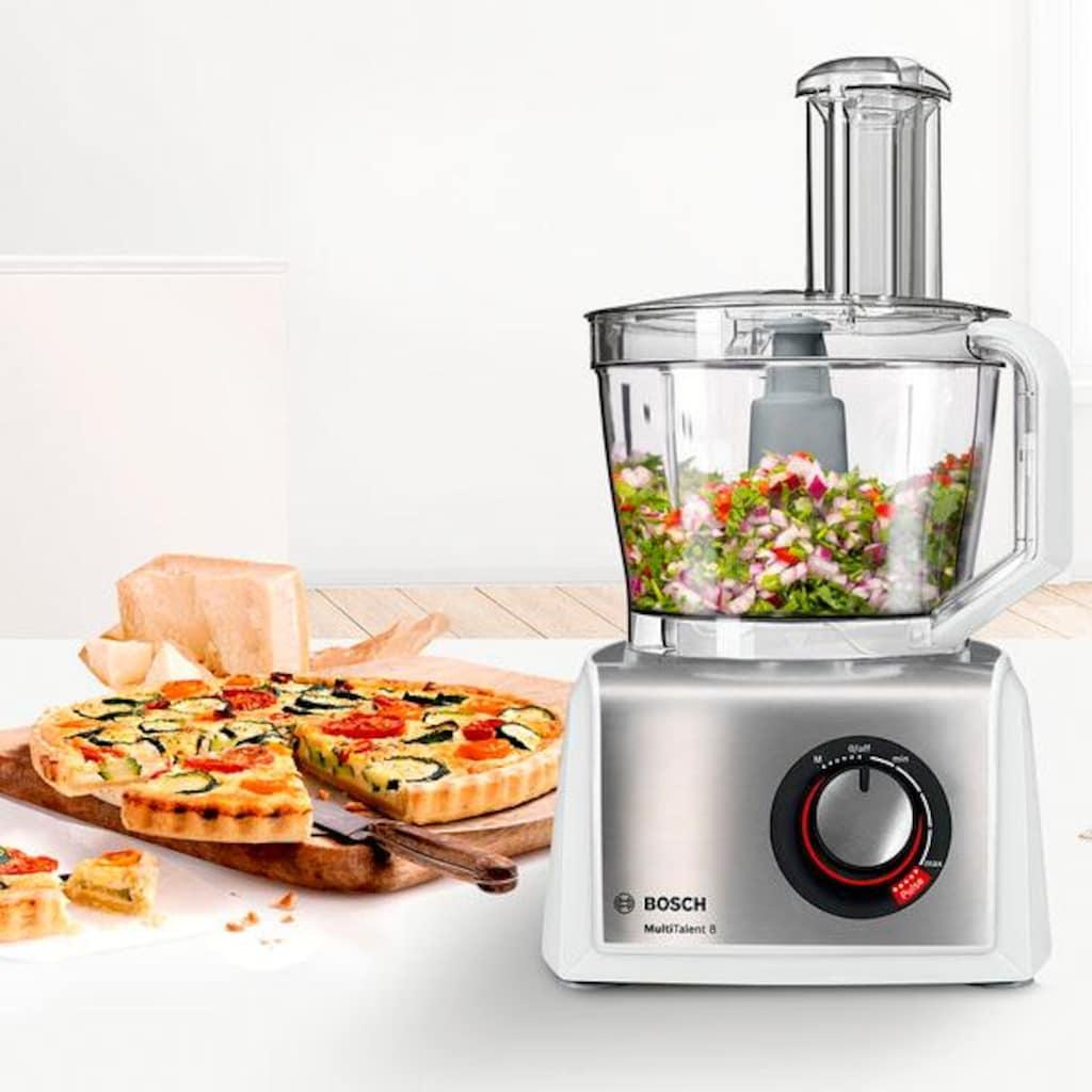 BOSCH Kompakt-Küchenmaschine »MultiTalent 8 MC812S814«