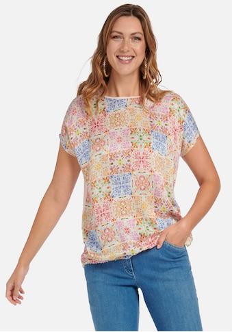 Anna Aura T-Shirt »Blusen-Shirt mit überschnittener Schulter«, . kaufen