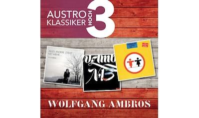 Musik-CD »Austro Klassiker Hoch 3 / Ambros,Wolfgang« kaufen