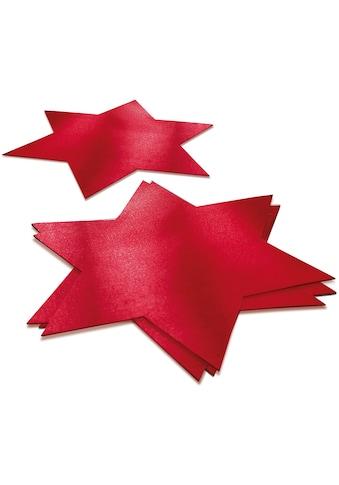 Platzset »Stern«, (Set, 4 St.), Ø 45 cm, 4-tlg. Set kaufen