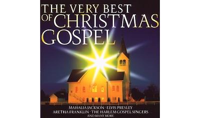 Musik-CD »Best Of Christmas Gospel,The Very / Various« kaufen