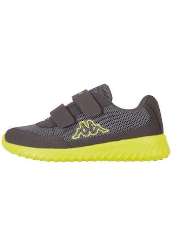 Kappa Sneaker »CRACKER II BC KIDS«, in kinderfu&szlig;gerechter Passform<br /> kaufen