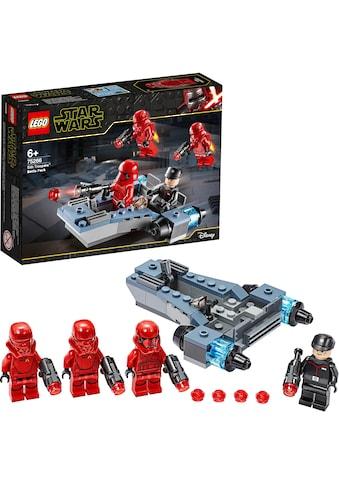 LEGO® Konstruktionsspielsteine »Sith Troopers™ Battle Pack (75266), LEGO® Star Wars™«,... kaufen