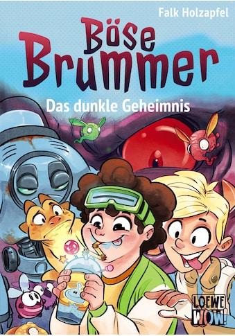 Buch »Böse Brummer - Das dunkle Geheimnis / Falk Holzapfel, Loewe Wow!, Falk Holzapfel« kaufen