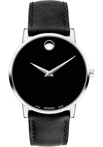 MOVADO Schweizer Uhr »MUSEUM, 607194« kaufen