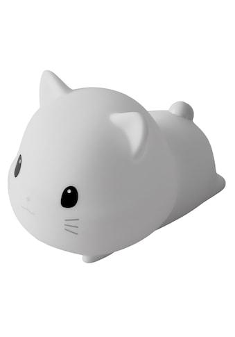 LA VAGUE LED Nachttischlampe »KITTY CAT«, Warmweiß-Kaltweiß, LED Nachtlicht, stufenlos... kaufen