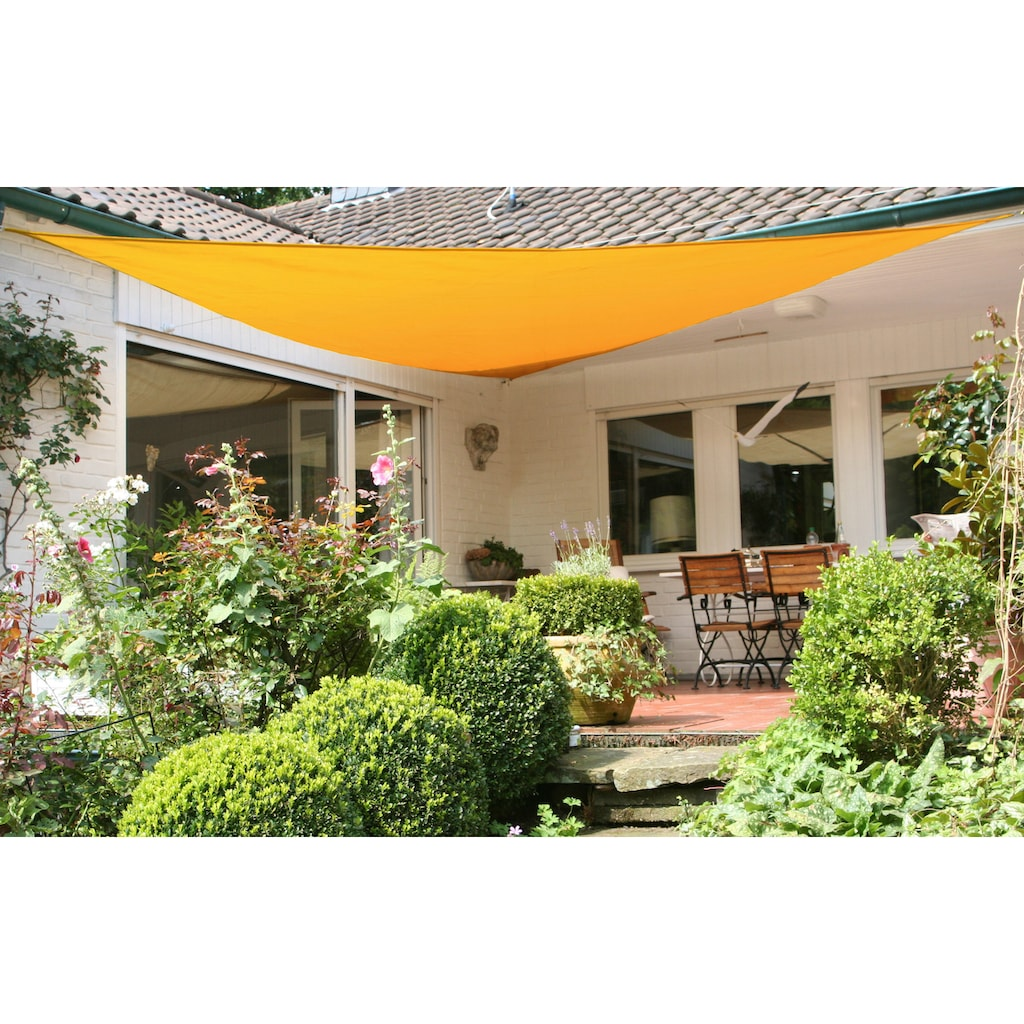 Floracord Sonnensegel, Schenkellänge: 460 cm