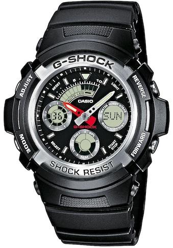 CASIO G-SHOCK Chronograph »Speed Shifter, AW-590-1AER« kaufen