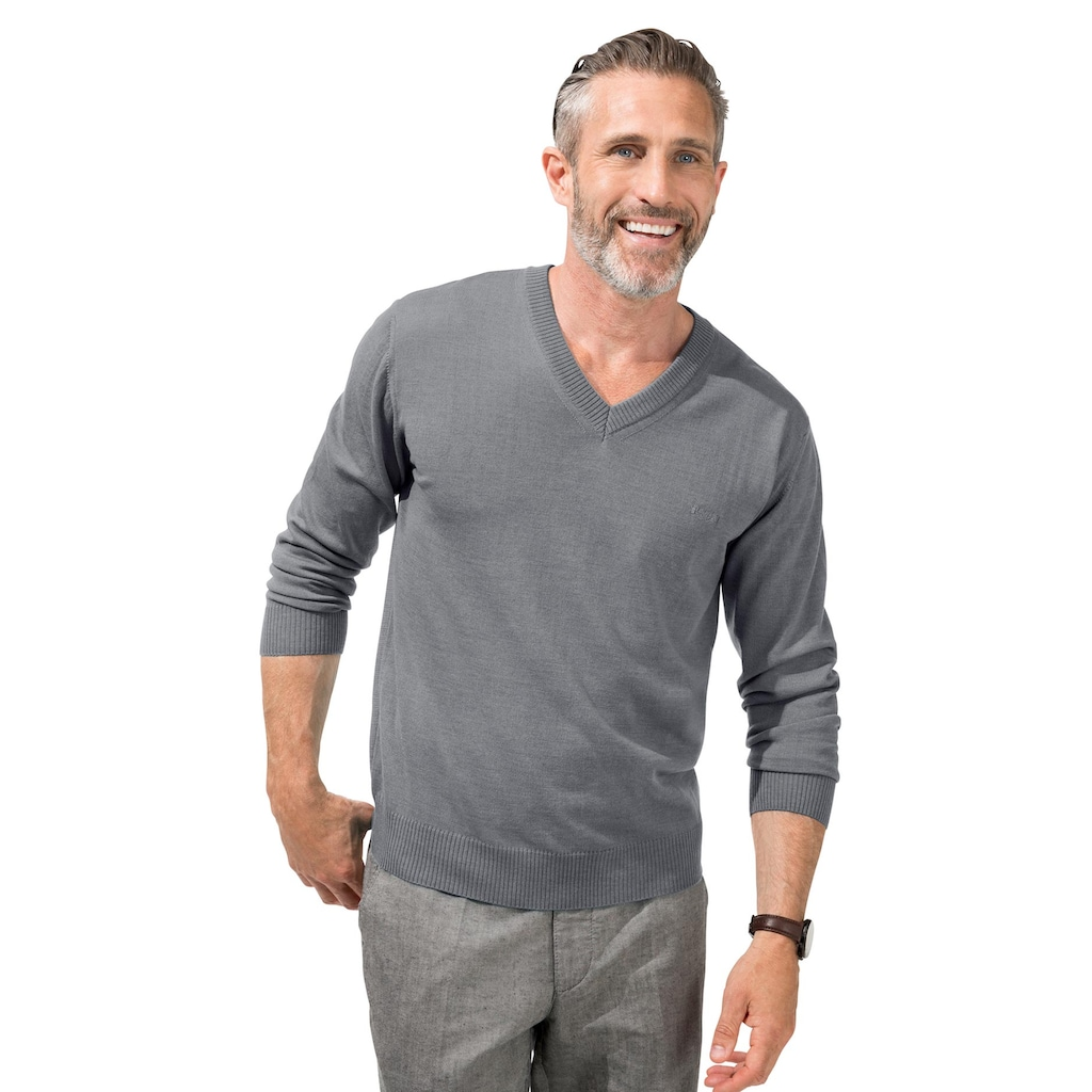 Marco Donati V-Ausschnitt-Pullover »V-Pullover«